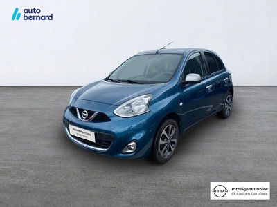 Leasing Nissan Micra 1.2 80ch Connect Edition N-tec Euro6