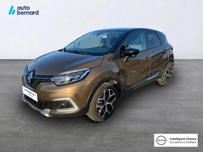 Leasing Renault Captur 1.5 Dci 90ch Energy Intens Eco²