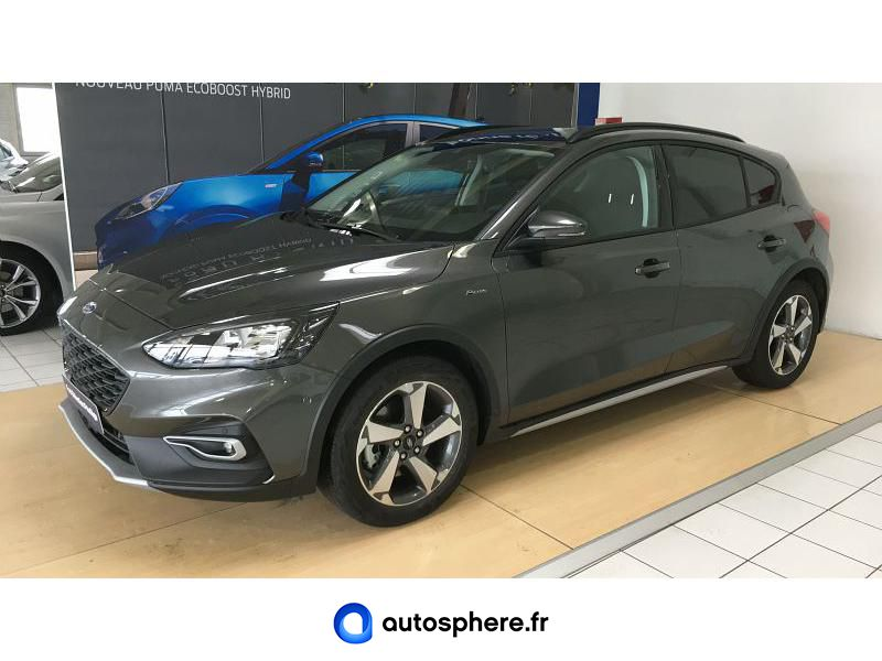 FORD FOCUS ACTIVE ECOBOOST 125 - Miniature 1