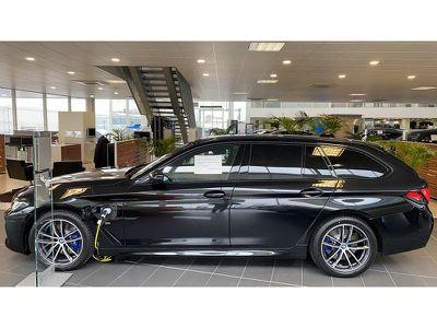 BMW SERIE 5 530EA XDRIVE 252CH M SPORT STEPTRONIC EURO6D-T 10CV - Miniature 3