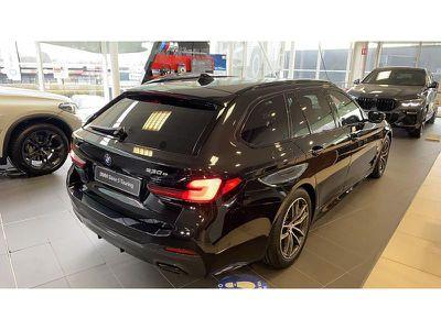 BMW SERIE 5 530EA XDRIVE 252CH M SPORT STEPTRONIC EURO6D-T 10CV - Miniature 2