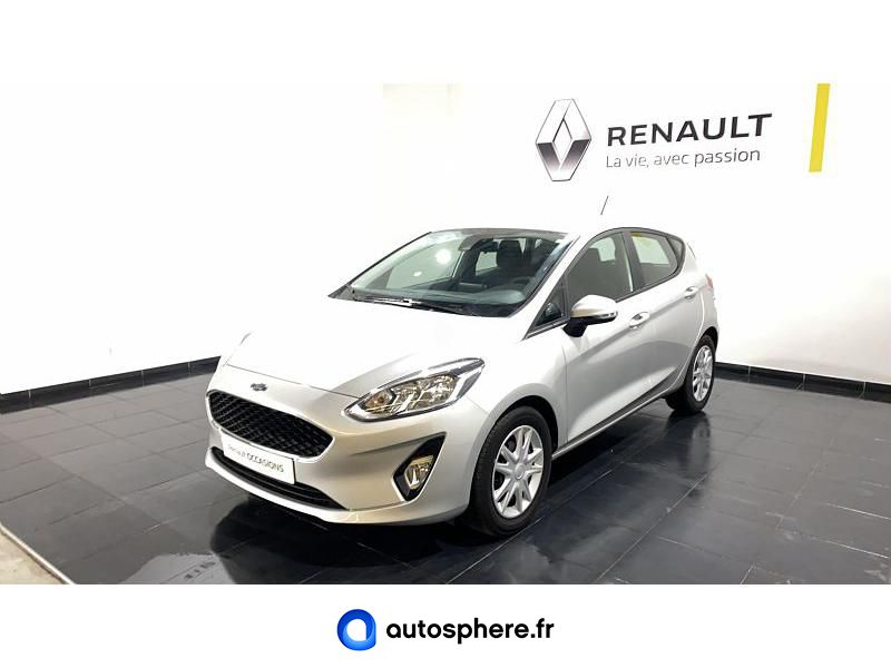 FORD FIESTA ACTIVE 1.0 ECOBOOST 100CH S&S EURO6.2 - Photo 1