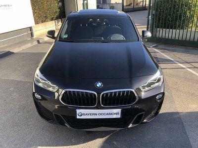BMW X2 SDRIVE18IA 140CH M SPORT DKG7 - Miniature 3