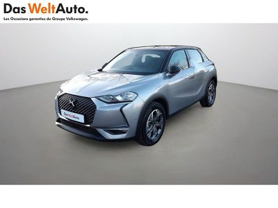 Ds Ds 3 Crossback PureTech 100ch Chic occasion