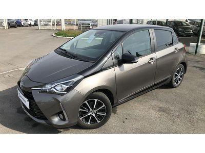 Toyota Yaris 70 VVT-i Design Y20 5p MY19 occasion