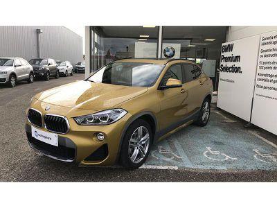 BMW X2 SDRIVE18DA 150CH M SPORT X - Miniature 1