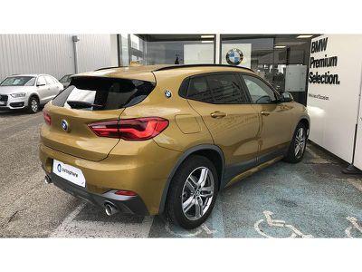BMW X2 SDRIVE18DA 150CH M SPORT X - Miniature 2