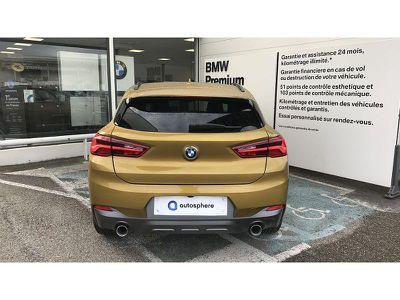 BMW X2 SDRIVE18DA 150CH M SPORT X - Miniature 4