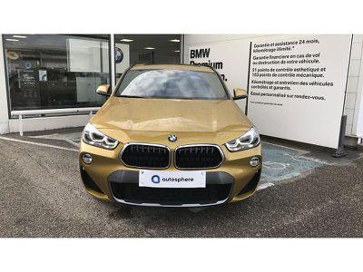 BMW X2 SDRIVE18DA 150CH M SPORT X - Miniature 5