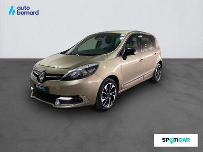 Renault Scenic 1.5 dCi 110ch energy Bose eco² 2015 occasion
