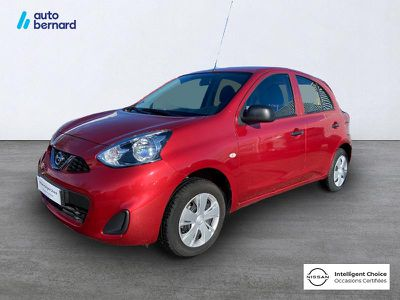 Leasing Nissan Micra 1.2 80ch Visia Pack Euro6