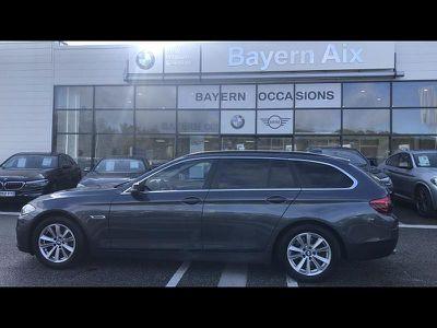 BMW SERIE 5 TOURING 520DA 190CH LOUNGE PLUS - Miniature 3
