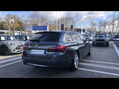 BMW SERIE 5 TOURING 520DA 190CH LOUNGE PLUS - Miniature 2