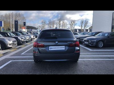 BMW SERIE 5 TOURING 520DA 190CH LOUNGE PLUS - Miniature 4