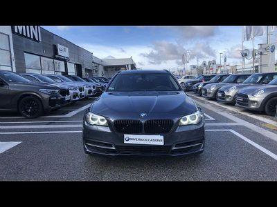 BMW SERIE 5 TOURING 520DA 190CH LOUNGE PLUS - Miniature 5