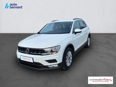 Leasing Volkswagen Tiguan 2.0 Tdi 150ch Bluemotion Technology Confortline Business