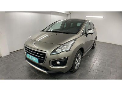 Leasing Peugeot 3008 1.6 Bluehdi 120ch Style Ii S&s