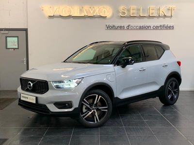 Volvo Xc40 T5 Twin Engine 180 + 82ch R-Design DCT 7 occasion