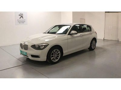 BMW SERIE 1 118D 143CH LOUNGE 5P - Miniature 1