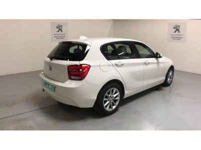 BMW SERIE 1 118D 143CH LOUNGE 5P - Miniature 2