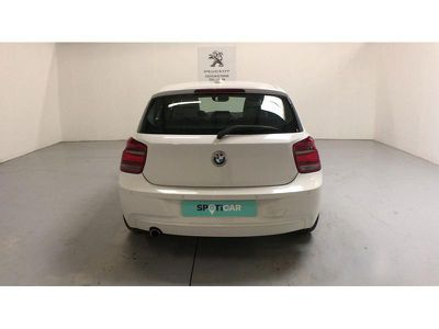BMW SERIE 1 118D 143CH LOUNGE 5P - Miniature 4