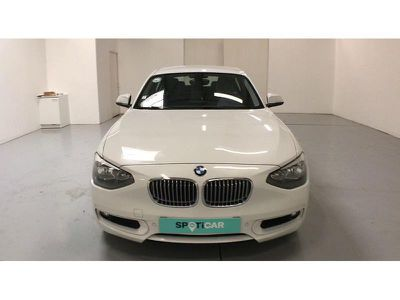 BMW SERIE 1 118D 143CH LOUNGE 5P - Miniature 5