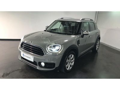 Leasing Mini Countryman One 102ch Chili