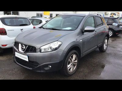 Nissan Qashqai 1.5 dCi 110ch FAP Ultimate Edition occasion
