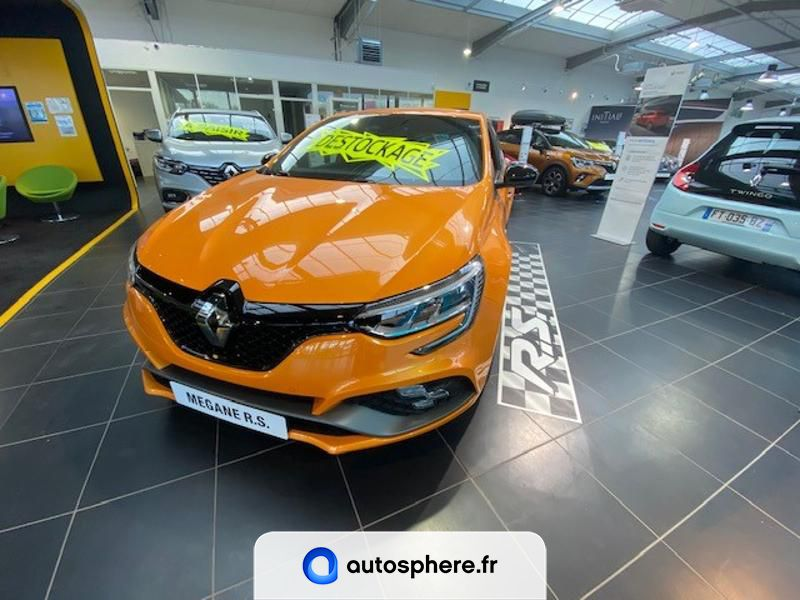RENAULT MEGANE 1.8 T 300CH RS - Photo 1