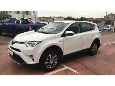 Leasing Toyota Rav4 197 Hybride Dynamic 2wd Cvt