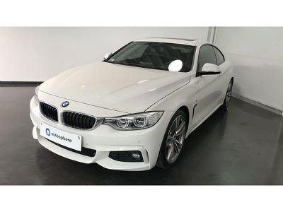 Bmw Serie 4 Coupe 420i 184ch M Sport occasion