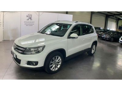 Leasing Volkswagen Tiguan 2.0 Tdi 140ch Bluemotion Technology Fap Lounge