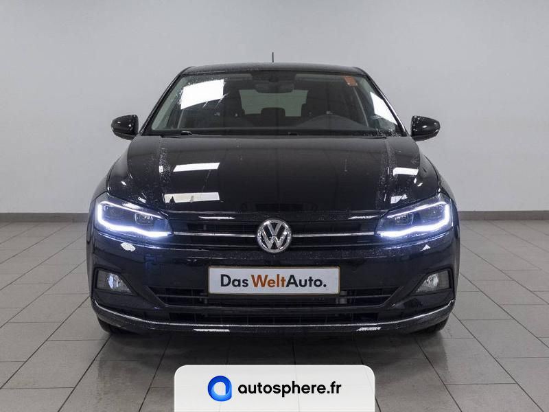 VOLKSWAGEN POLO 1.0 TSI 95CH COPPER LINE DSG7 EURO6D-T - Photo 1