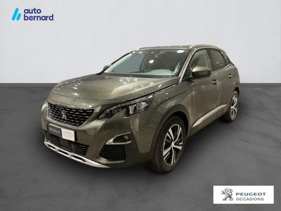 Leasing Peugeot 3008 1.5 Bluehdi 130ch S&s Allure Business