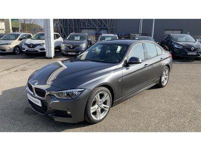 BMW SERIE 3 320I 184CH M SPORT ULTIMATE EURO6D-T - Miniature 1