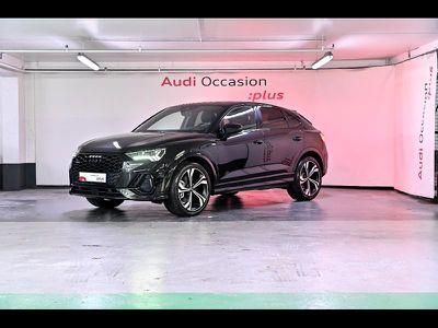 Audi Q3 Sportback 45 TFSI 230ch S line quattro S tronic 7 occasion
