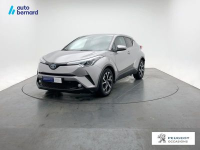 Leasing Toyota C-hr 122h Collection 2wd E-cvt