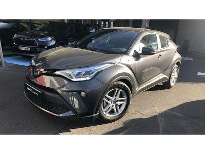 Leasing Toyota C-hr 122h Dynamic 2wd E-cvt My20
