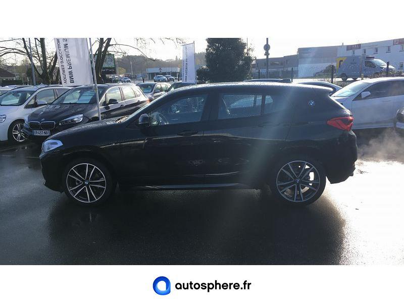 BMW X2 SDRIVE18DA 150CH M SPORT EURO6D-T - Miniature 3