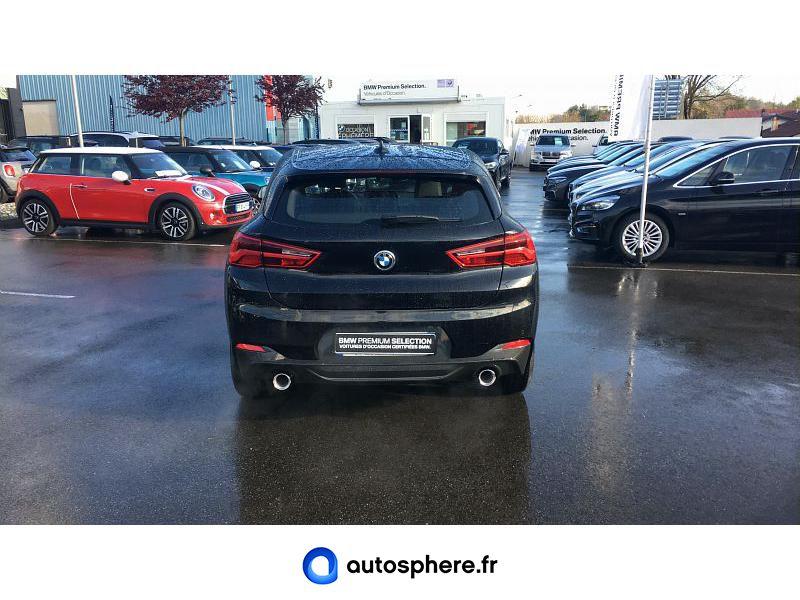 BMW X2 SDRIVE18DA 150CH M SPORT EURO6D-T - Miniature 4