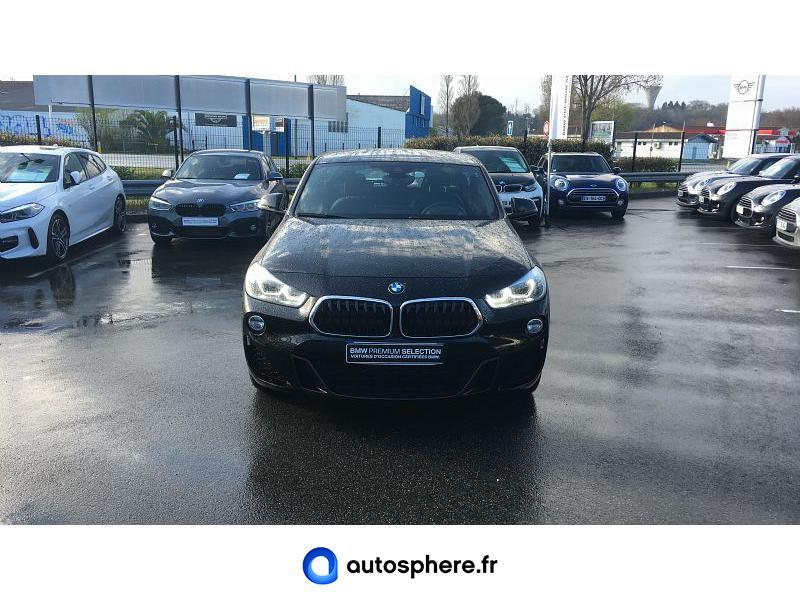 BMW X2 SDRIVE18DA 150CH M SPORT EURO6D-T - Miniature 5