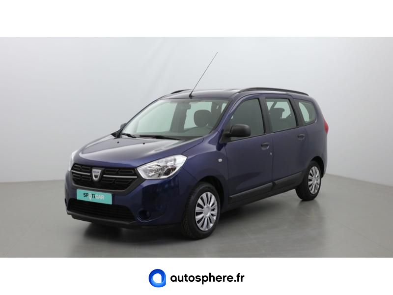 DACIA LODGY 1.2 TCE 115CH SILVER LINE 7 PLACES - Photo 1