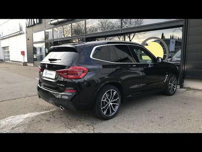 BMW X3 XDRIVE20DA 190CH M SPORT - Miniature 2