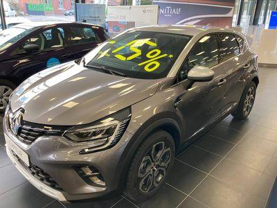 Renault Captur 1.0 TCe 100ch Intens GPL occasion