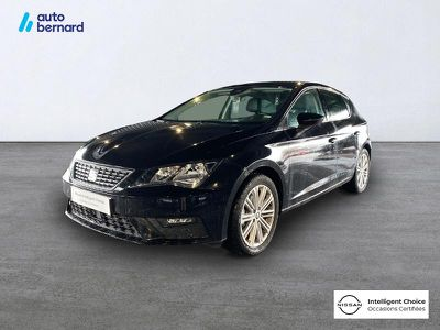 Seat Leon 1.5 TSI 150ch ACT Xcellence 104g occasion