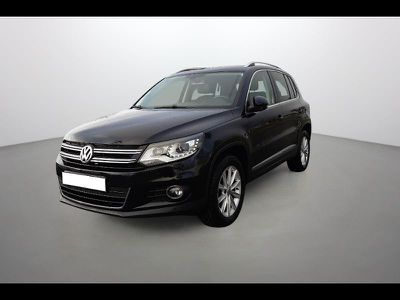 Volkswagen Tiguan 2.0 TDI 177ch BlueMotion Technology FAP Carat 4Motion DSG7 occasion