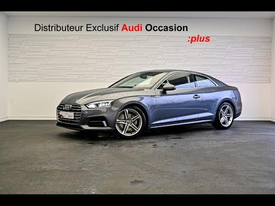 Audi A5 2.0 TDI 190ch S line S tronic 7 occasion