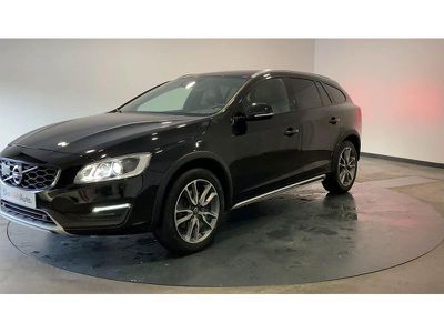 VOLVO V60 CROSS COUNTRY D4 AWD 190CH PRO GEARTRONIC - Miniature 1