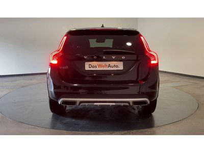 VOLVO V60 CROSS COUNTRY D4 AWD 190CH PRO GEARTRONIC - Miniature 4