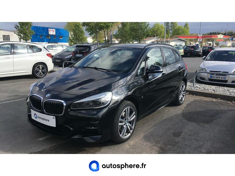 BMW SERIE 2 ACTIVE TOURER 218IA 140CH M SPORT DKG7 - Miniature 1